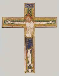 central plaque of a cross work of heilbrunn timeline of
