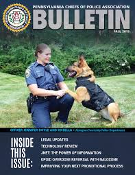 pcpa fall bulletin 2015 by pa chiefs of police association issuu