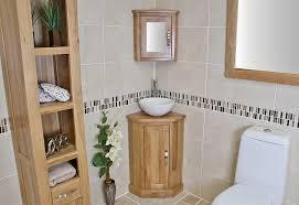 Bathroom Vanity Units Without Basin Oak Top Corner Unit Basin Choice Mirrored Cabinet 501cbc601