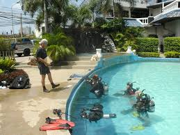 padi 5 star instructor course pattaya thailand idc