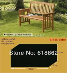 Patio Furniture Protective Covers - online get cheap black wooden benches aliexpress com alibaba group