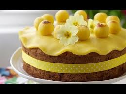 easy easter cakes easter cake ideas simnel cake recipe youtube