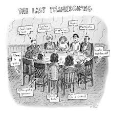 the last thanksgiving new yorker premium giclee print by