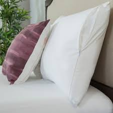bed bugs pillows protect a bed cotton waterproof hypoallergenic pillow cover