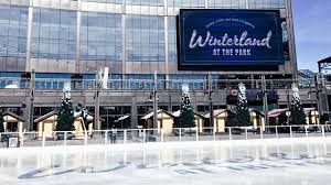 skating rink officially opens outside wrigley field story wfld