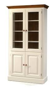 Bookcase Pine Bookcase Pine Wood Bookcase With Doors Choose Finish Pine