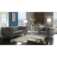 sofas marvelous velvet sofa gray settee grey tufted couch fabric