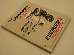 1997 johnson evinrude 90 100 comm 115 hp 90 degree cv oem service