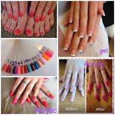 gel or acrylic nail extensions u2013 great photo blog about manicure 2017