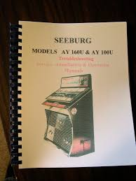 seeburg ay 160 ay 100 jukebox manual u2022 39 99 picclick