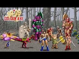 golden axe apk golden axe para android tiger arcade link de descarga apk y rom