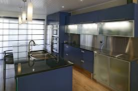 aluminum kitchen backsplash 60 ultra modern custom kitchen designs part 1