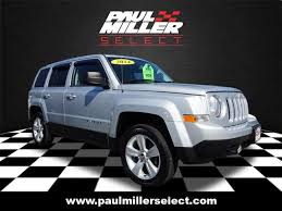 jeep patriots 2014 pre owned 2014 jeep patriot latitude 4x4 latitude 4dr suv in