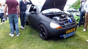 ford ka zetec turbo ford fair 2013 youtube