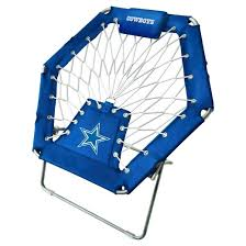 nfl dallas cowboys premium bungee chair target