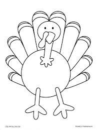 turkey template printable free download