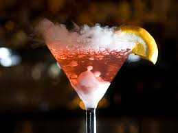 martini cosmopolitan mastro u0027s cosmo is an infused vodka dry ice smoking cosmopolitan