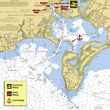 Map Of Cape Cod Ma Hyannis New England Boating U0026 Fishing