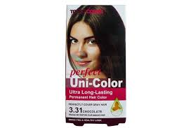 how to bring out gray in hair perfect uni color permanent hair dye hair color cream chocolate