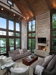 Modern Rustic Decor by Modern Rustic Home Design Plans Homes Zone