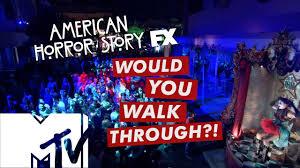halloween horror nights american horror story maze walkthrough