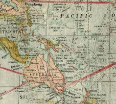 Map Fabric Antique World Travel Map Fabric Nautical Ocean Navigation Chart