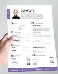assistant de bureau modeles de cv assistant de bureau moda en personnels premium en page