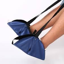 portable office foot stands adjustable travel sling home desk feet