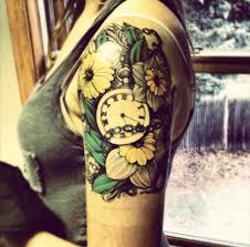 cute half sleeve rose tattoo ideas design idea for men and women