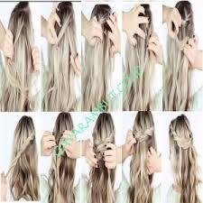 tutorial rambut waterfall tutorial kepang rambut waterfall braid best waterfall 2017