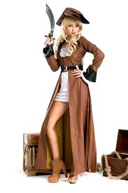 Halloween Costumes Victorian Aliexpress Buy Pirate Costume Female Gothic Victorian Dress
