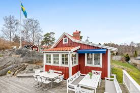 Houzz Tiny Houses by Seaside Cottage In Sweden