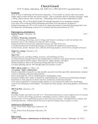 Marketing Assistant Resume Sample Gallery Creawizard Com All About Resume Sample