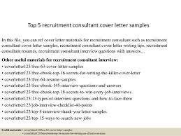 cover letter for recruitment job collection of solutions example