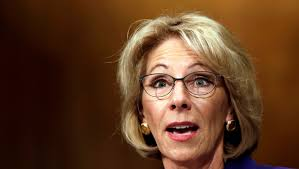 Who Is A Professional Secretary Betsy Devos Confirmation Hearing Trump U0027s Pick For Education