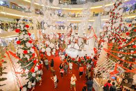 Decoration In Christmas by Says Top 12 Must See Christmas Mall Decorations In Malaysia This 2013