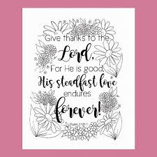 18 psalms images coloring sheets bible art