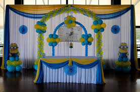 Green Archives House Decor Picture by Birthday Decoration Ideas At Home With Balloons Archives Modular