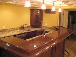 ideas for bar tops mahogany bar top basement bar ideas pinterest