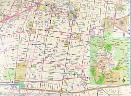 Merida Mexico Map by Map Of Central Mexico U0026 City Map Of Mexico Itm U2013 Mapscompany
