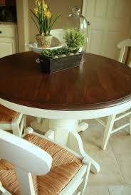 Dining Room Table Refinishing 35 Best Refinished Oak Tables Images On Pinterest Furniture
