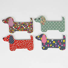 dog shaped nail file by old with new notonthehighstreet com