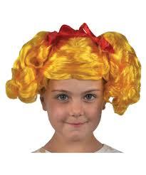 lalaloopsy costumes lalaloopsy spot splatter splash wig kids costumes kids