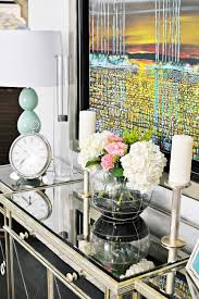 great mirrored buffet decorating ideas gallery in living room
