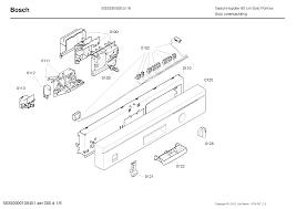 bosch sgs53e62eu 16 service manual download schematics eeprom