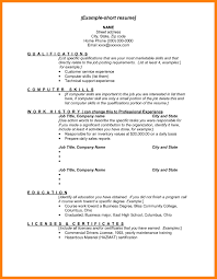 Electrician Apprentice Resume Examples by 100 Sample Resume For A College Student With No Experience