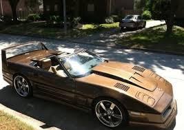c4 corvette convertible for sale an ungainly custom c4 corvette ebay find gm authority