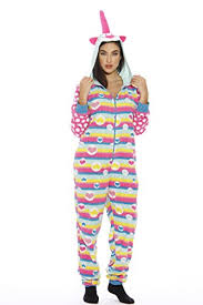 just unicorn onesie pajamas clothing