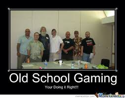 Old School Meme - old school gamers by dungeonmistress meme center