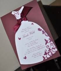 diy bridal shower invitations dress template myneed2craft bridal shower invitations